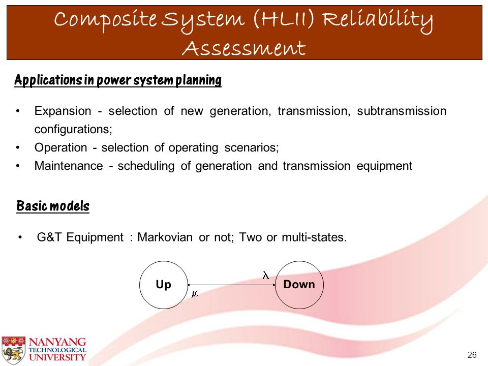 reliability evaluation of bangladesh power system Dr billinton's area of research is power system reliability, economics and  performance and he has developed a wide range of techniques to evaluate the.