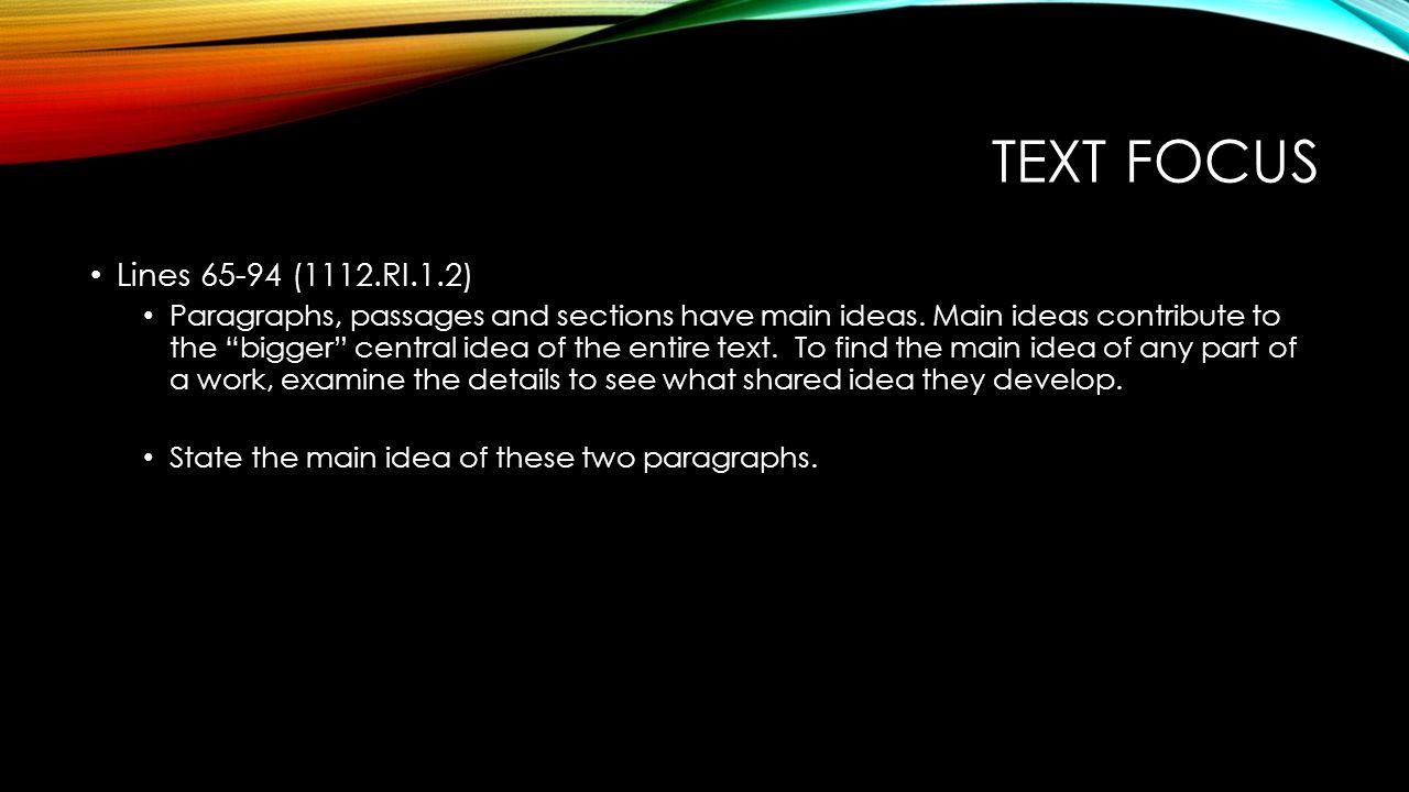 Text focus Lines 65-94 (1112.RI.1.2)