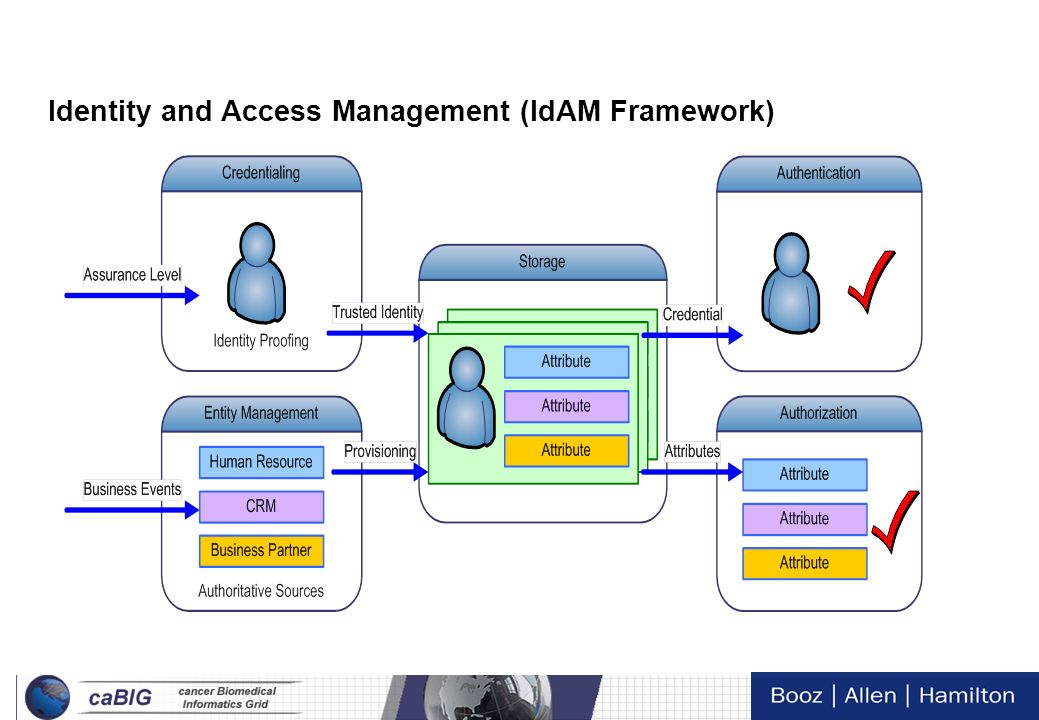 Identity and Access Management (IdAM Framework)