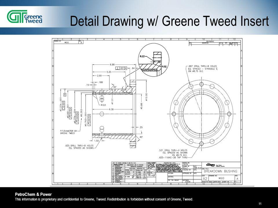greene tweed company profile