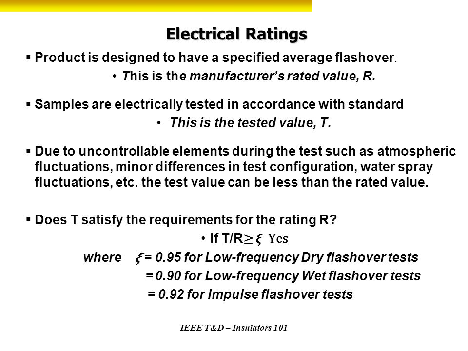This is the manufacturer's rated value, R.