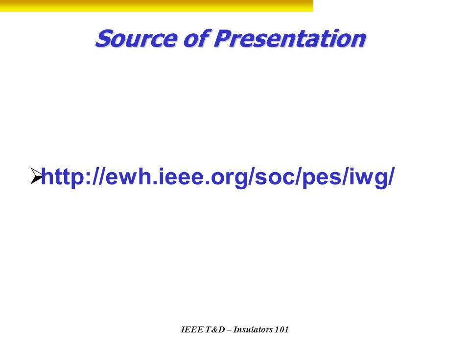 Source of Presentation