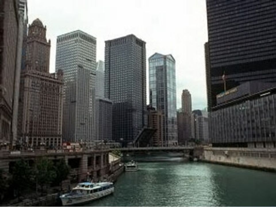 Chicago is a beautiful city
