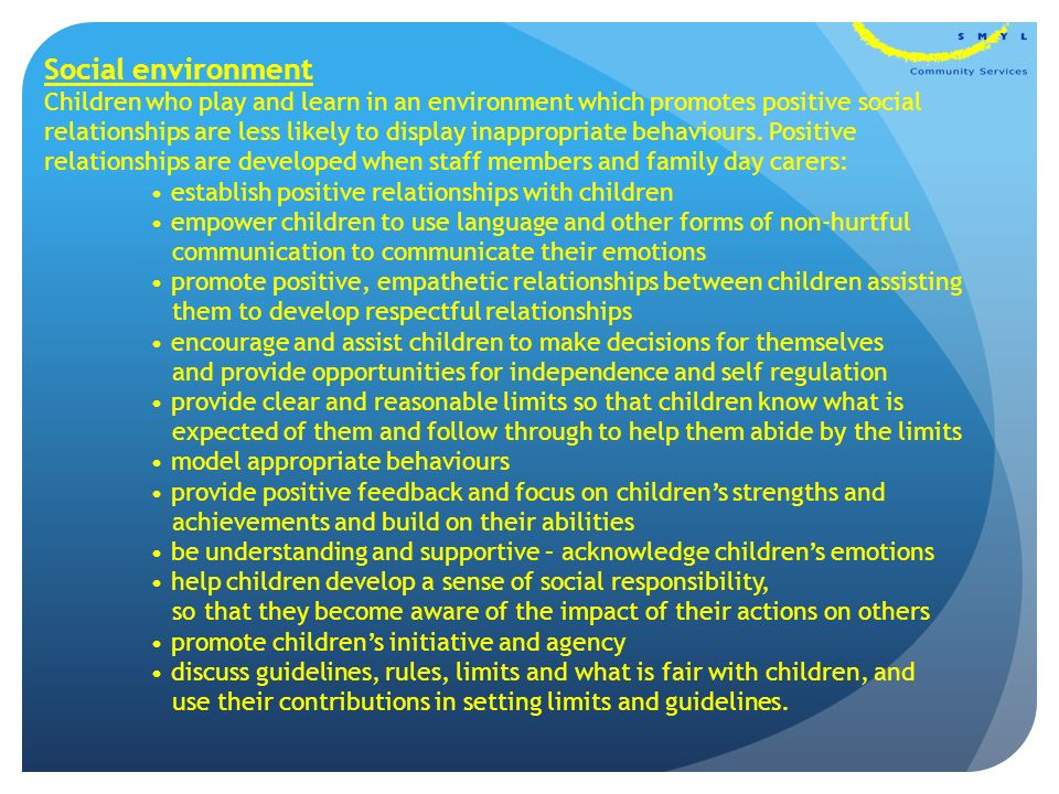 explain why positive relationships with children Tda31-11explain why effective communication is important in developing positive relationships with children, young people and adults effective communication is fundamental in building positive relationships with - research paper by bella74.
