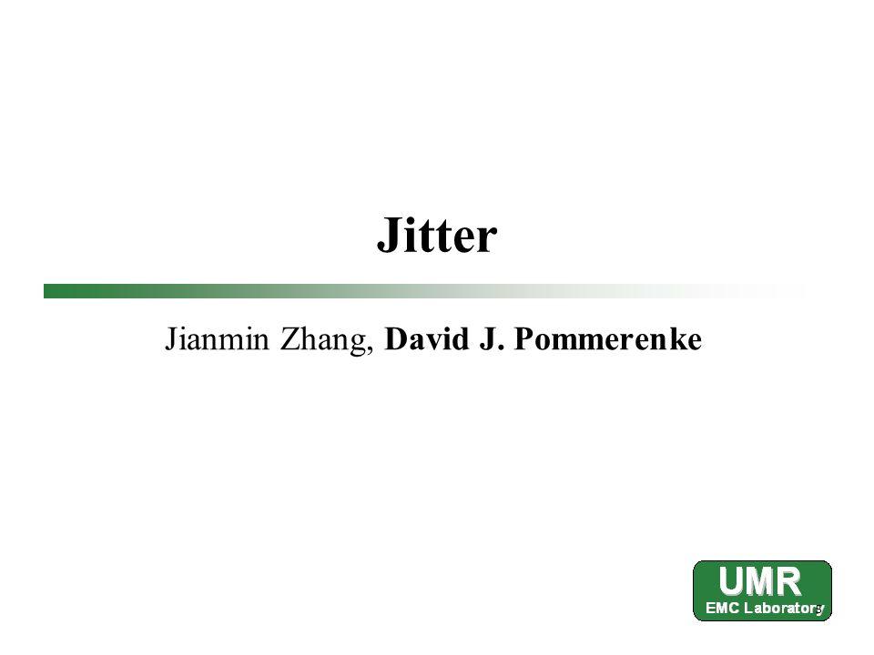 Jianmin Zhang, David J. Pommerenke