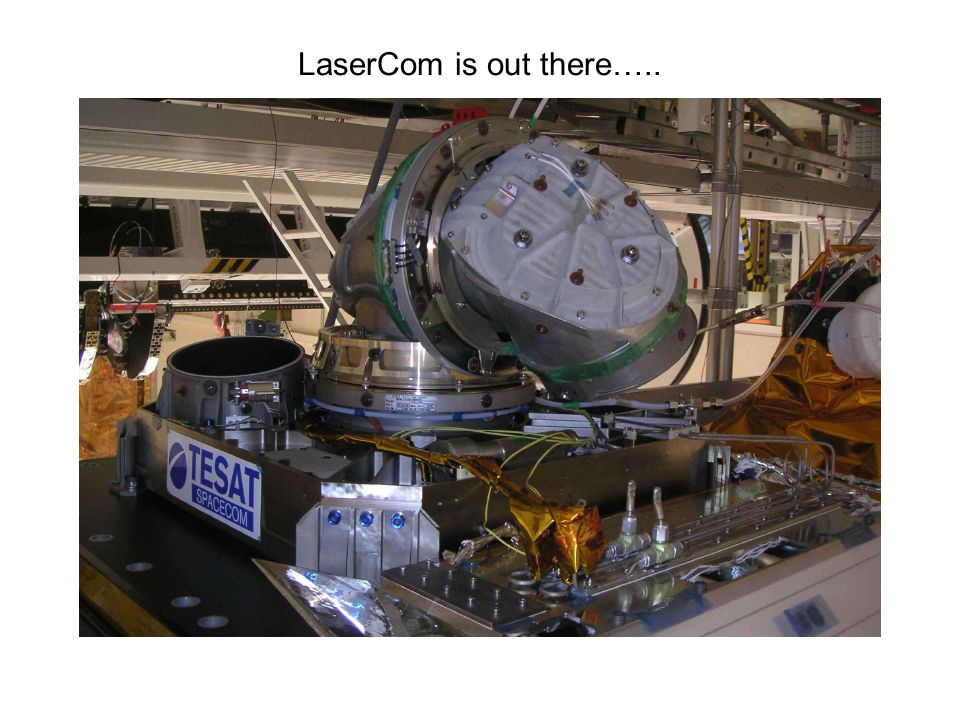 LaserCom is out there…..