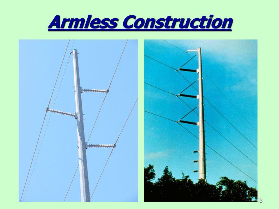 Armless Construction