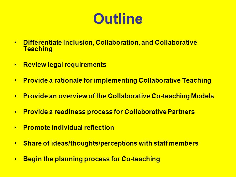 Collaborative Review Teaching : How does this picture relate to collaboration ppt download