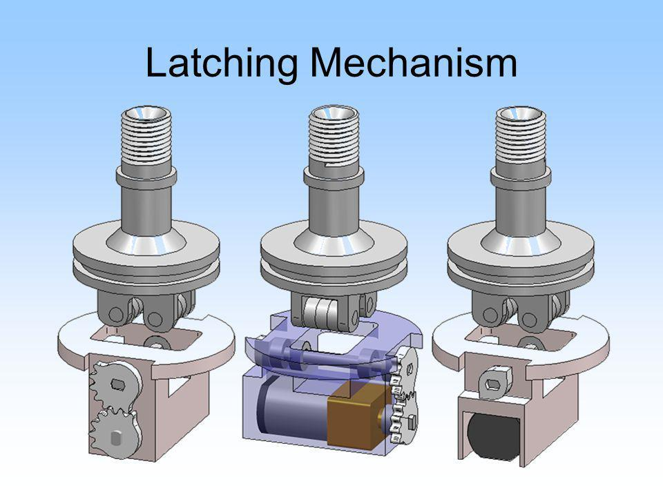 Latching Mechanism