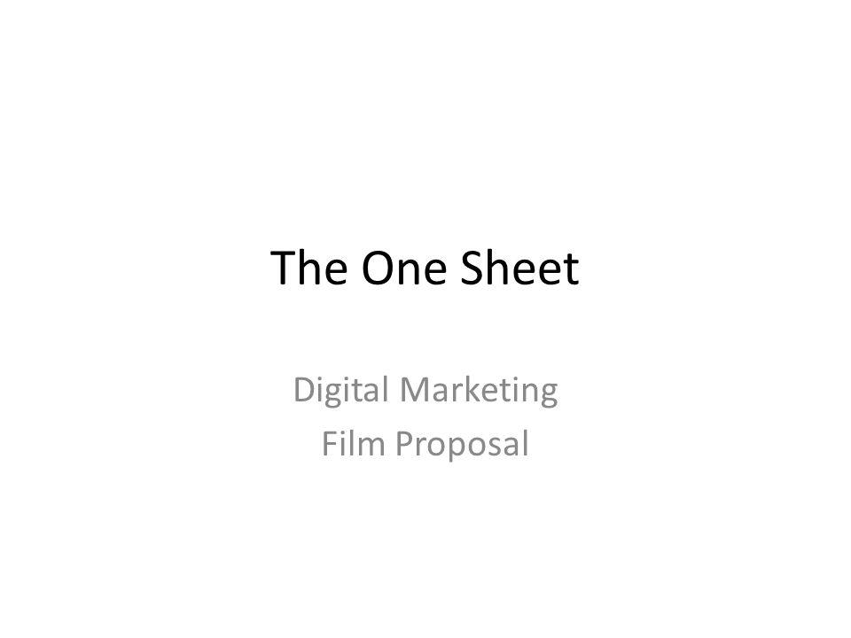 Digital marketing film proposal ppt video online download digital marketing film proposal altavistaventures Images