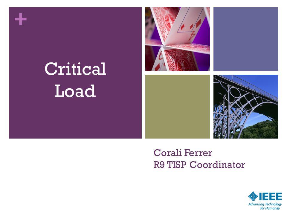 Corali Ferrer R9 TISP Coordinator