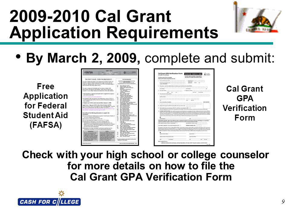 Applying for Financial Aid - ppt download