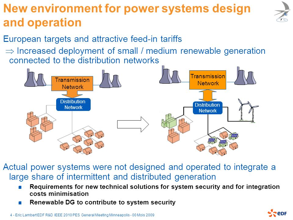 New environment for power systems design and operation
