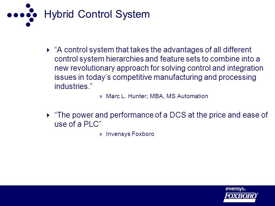 Hybrid Control System