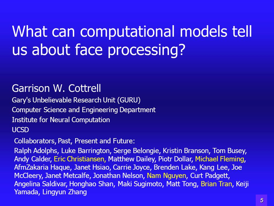 What can computational models tell us about face processing
