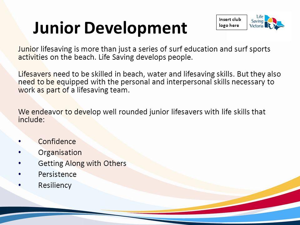 Junior Development