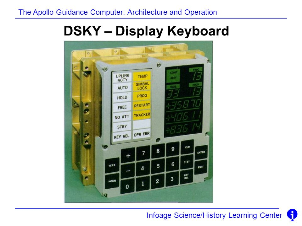 DSKY – Display Keyboard