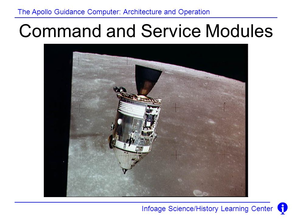 Command and Service Modules