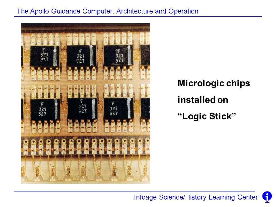 Micrologic chips installed on Logic Stick