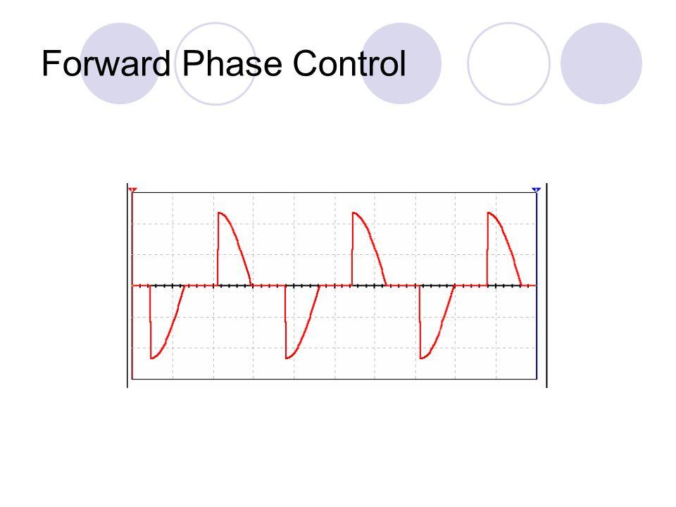Forward Phase Control