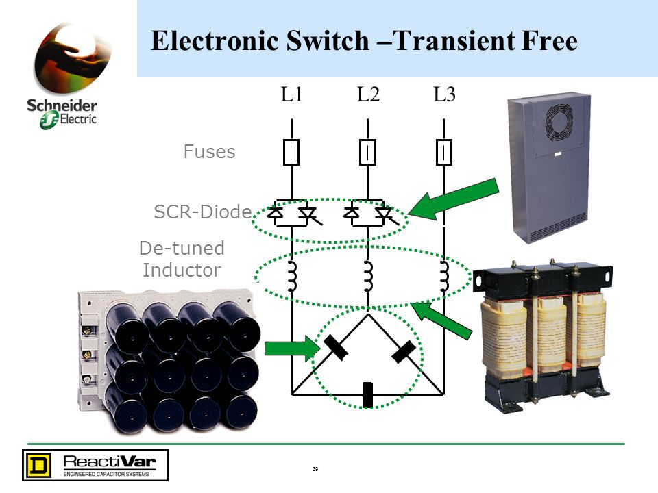Electronic Switch –Transient Free