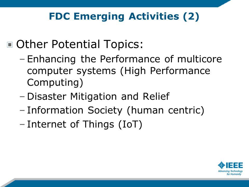 FDC Emerging Activities (2)