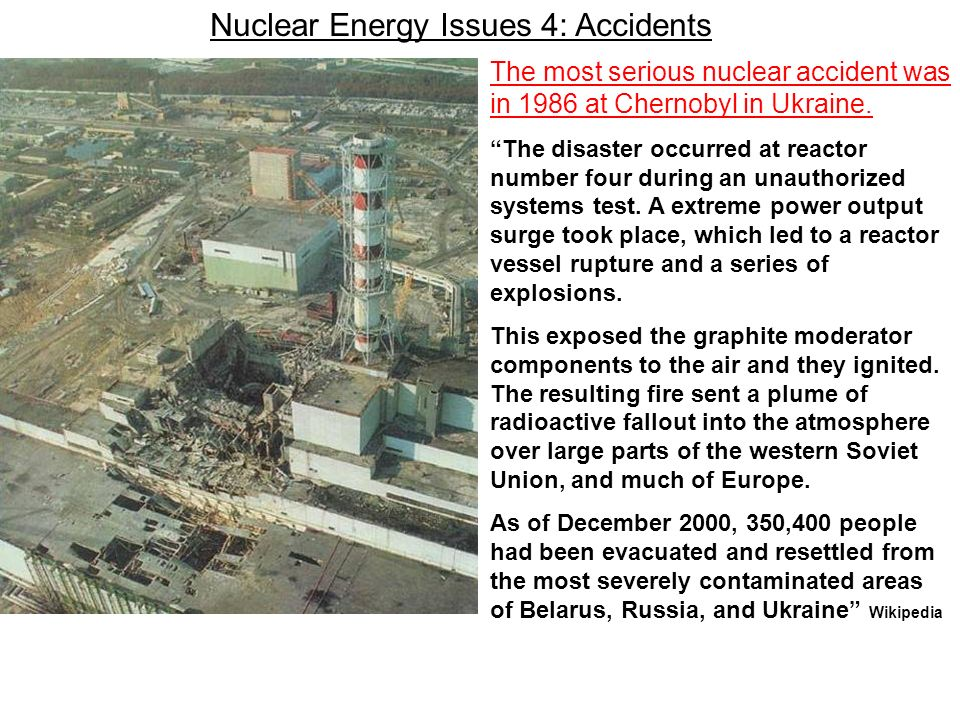 issues in nuclear power The nation's decades of commercial nuclear power production and nuclear  weapons production have resulted in growing inventories of spent nuclear fuel  and.