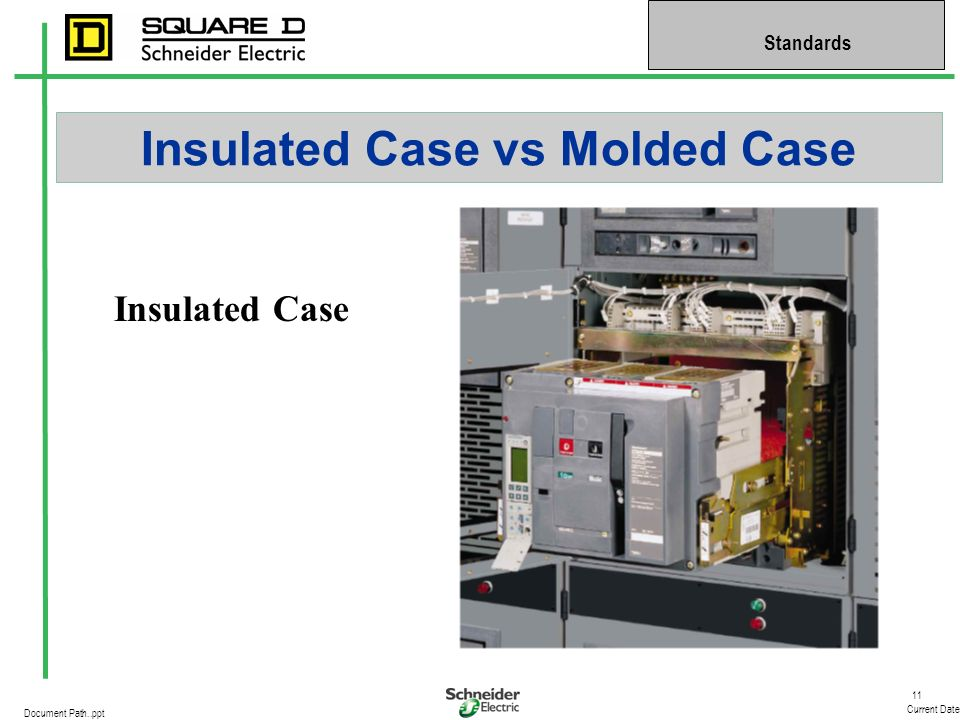 Insulated Case vs Molded Case