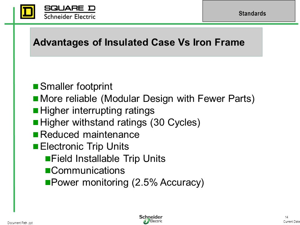 Advantages of Insulated Case Vs Iron Frame
