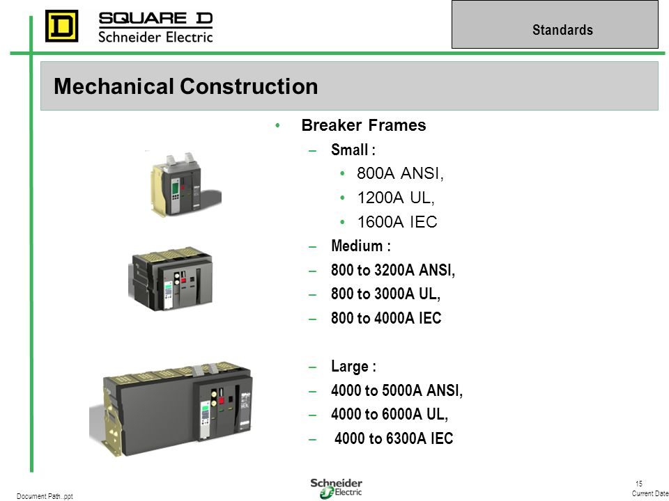 Mechanical Construction