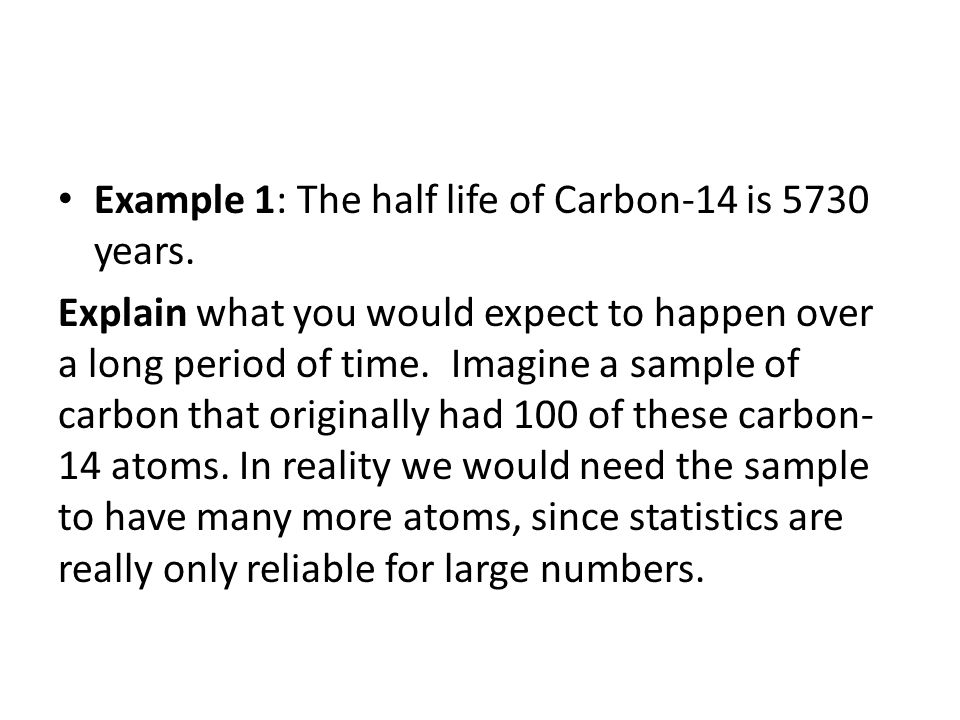 Carbon dating explained in hindi