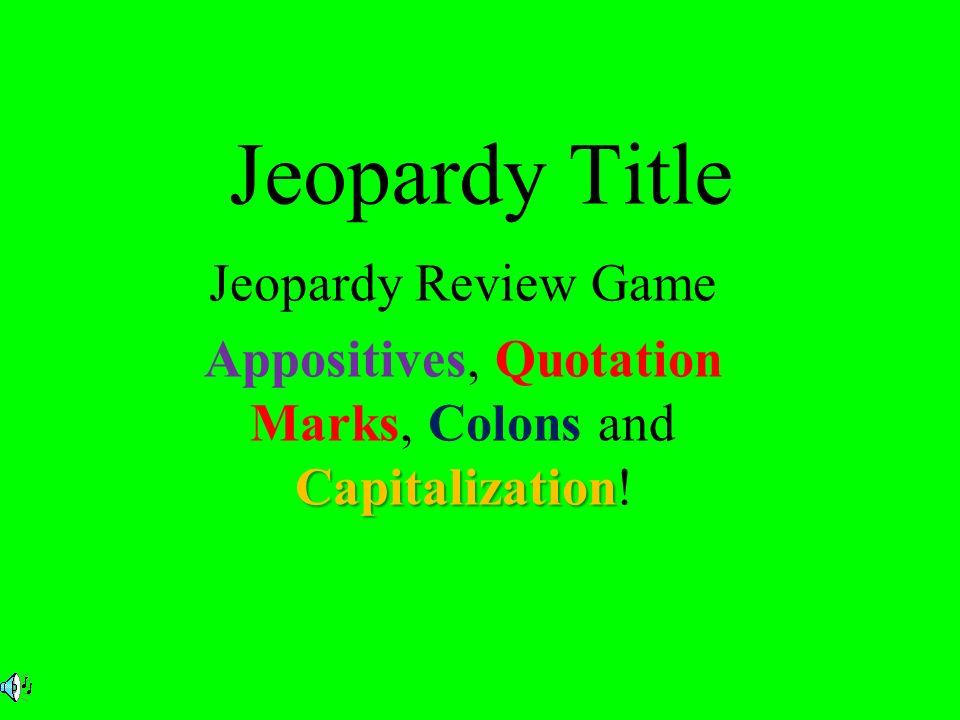 double jeopardy rule essay