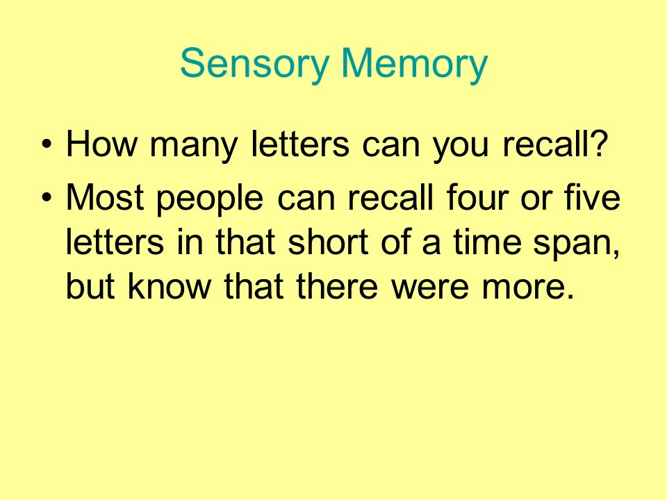 Memory. - ppt video online download