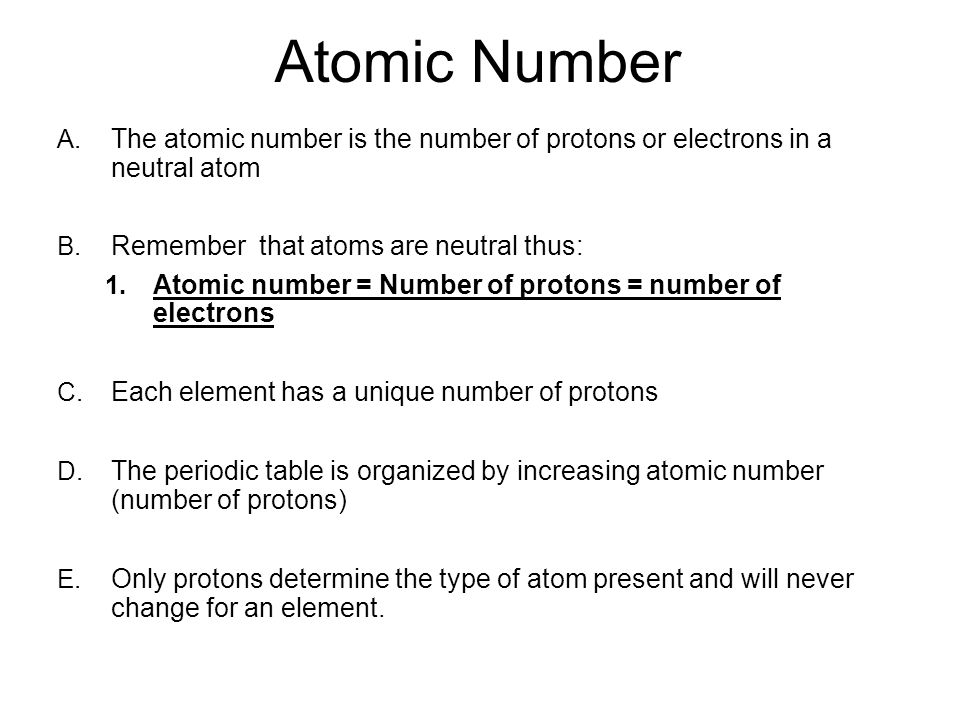 How atoms differ ppt download 5 atomic urtaz Image collections