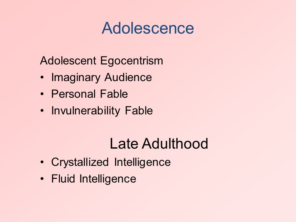 Adolescence is a Period of Storm and Stress Essay