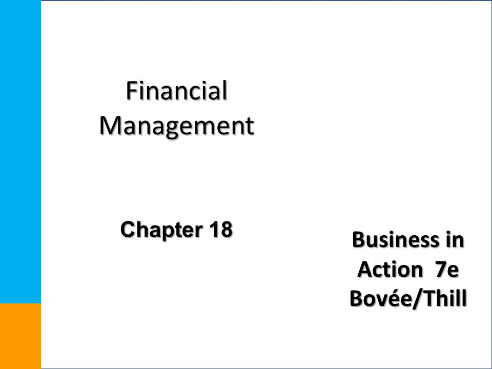finance chapter As part of the cfa institute investment series, corporate finance has been designed to help you develop the skills to achieve this goal note: chapter 6: dividends and share repurchases basics presentation chapter 7: dividends and share repurchases analysis.