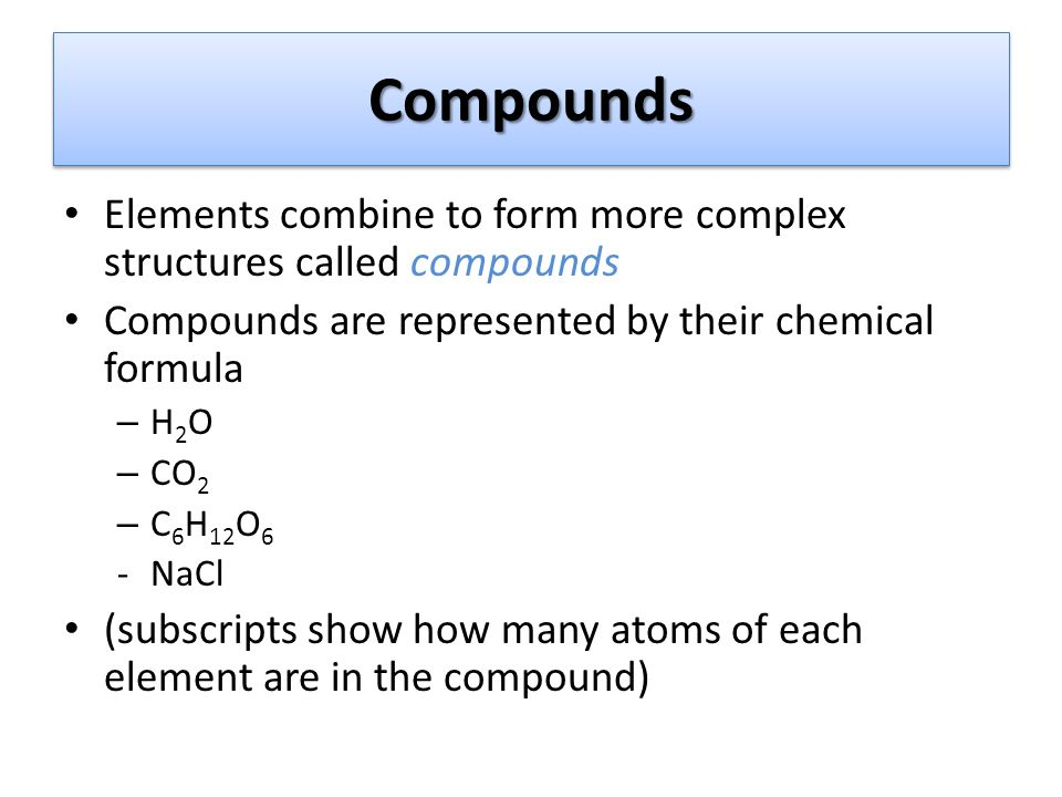 Chapter 6 Chemistry in Biology. - ppt video online download