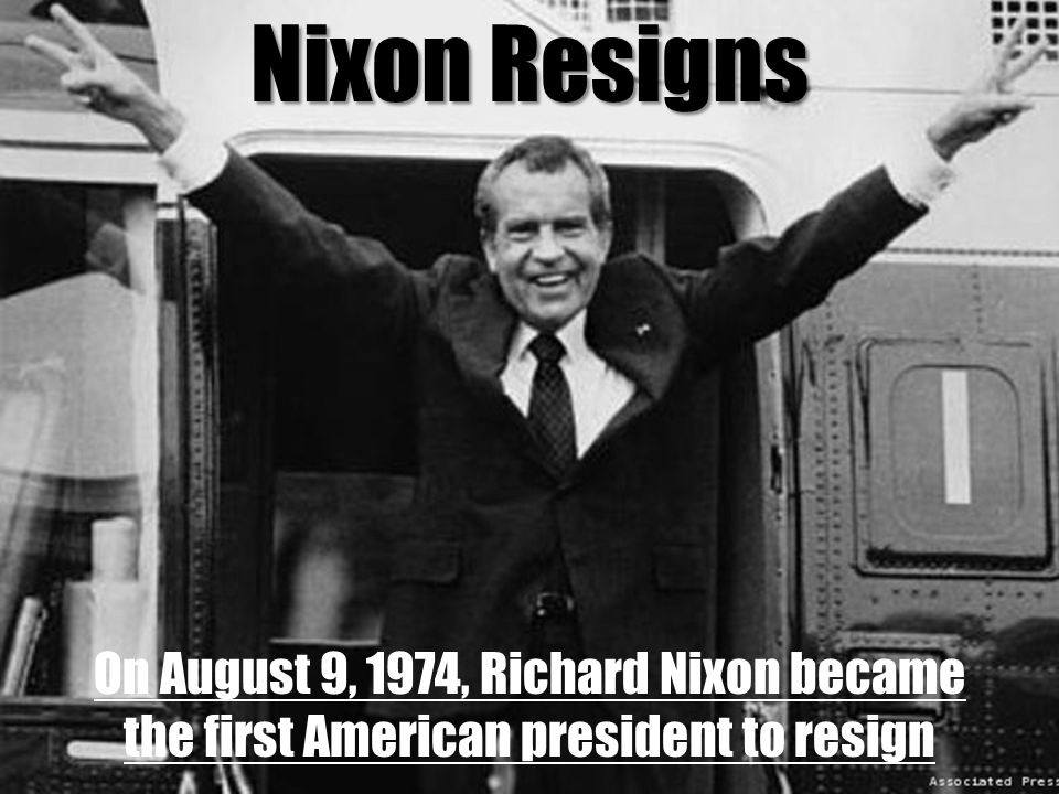 president richard nixons resignation speech essay Nixon failed to apologize again later, given the perfect timing, in the frost interviews the resignation was a memorable period in out nations history that will never be forgotten and truly reminds us to err is human, even our own president works cited nixon, richard m resignation address to the nation american rhetoric.