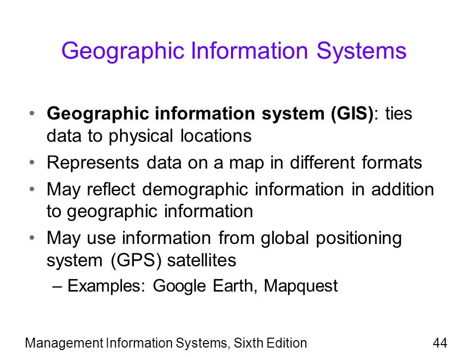 67 Important GIS Applications and Uses