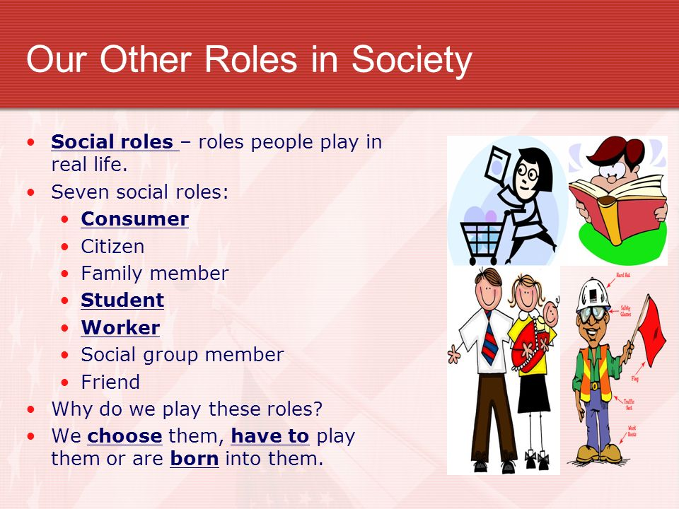 a description of what are our roles as a member of society Roles and importance of professional accountants in business  a description of the multifaceted role of  because they play different roles in the society,.
