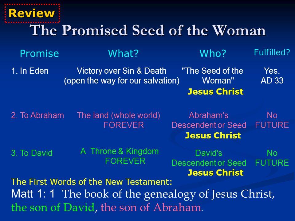 Lesson 6 Jesus Christ The Son Of God Ppt Download
