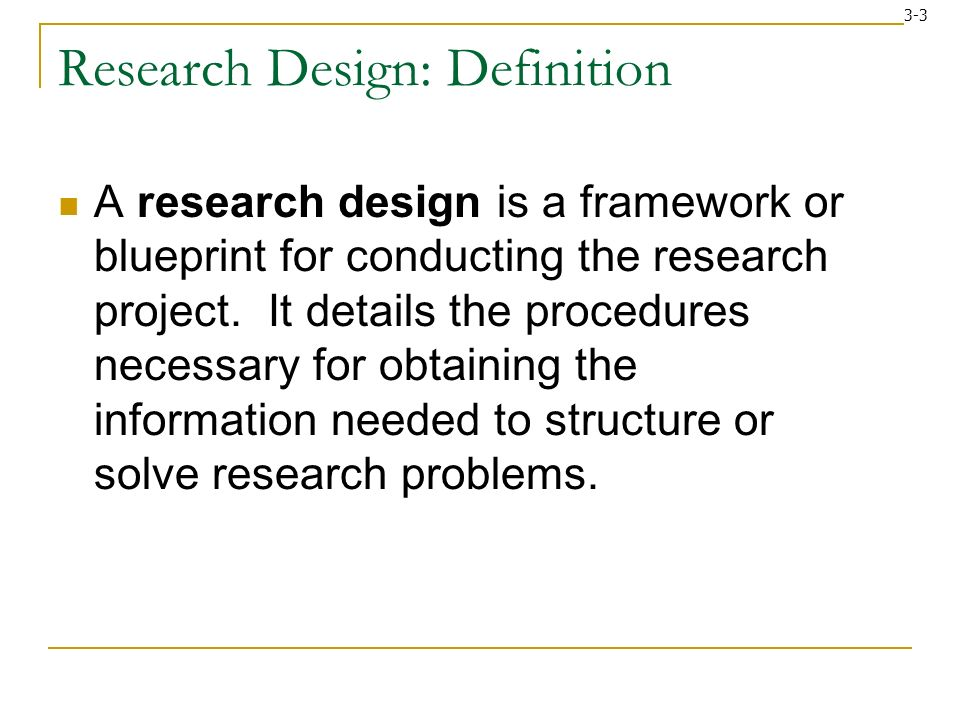 Research design research method ppt video online download for Decoration definition