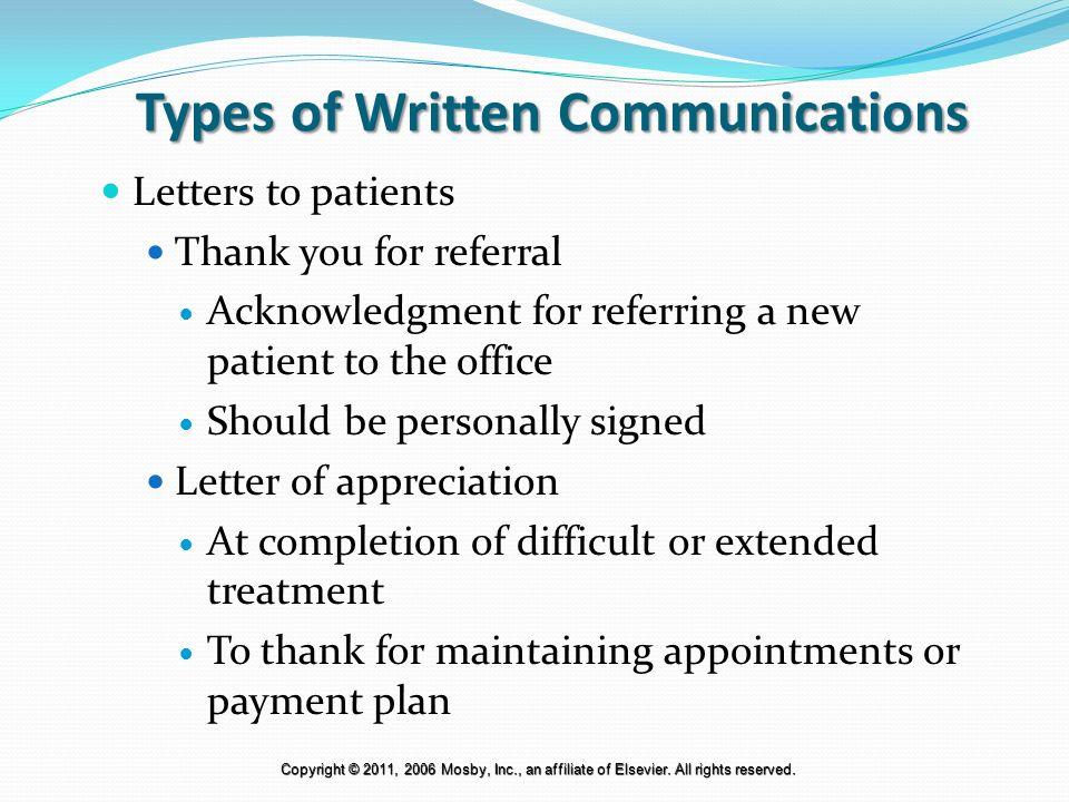 What are the types of communication?
