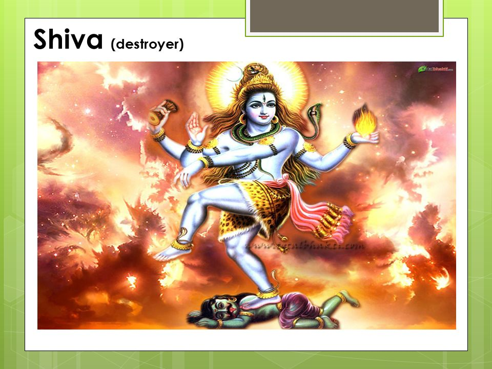 Shiva (destroyer)