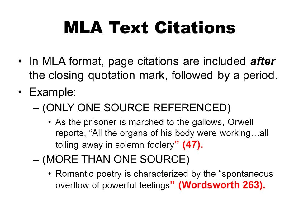mla essay with quotes Mla block quotations when to use a block quotation a typical quotation is enclosed in double quotation marks and is part of a sentence within a paragraph of your paper however, if you want to quote more than four lines of prose (or three lines of verse) from a source, you should format the excerpt as a block quotation, rather than as a.