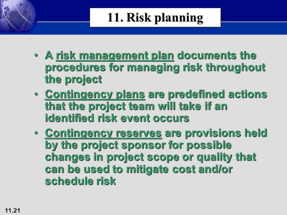 Risk Plan. Kitchen Remodel Risk Management And Mitigation Plan