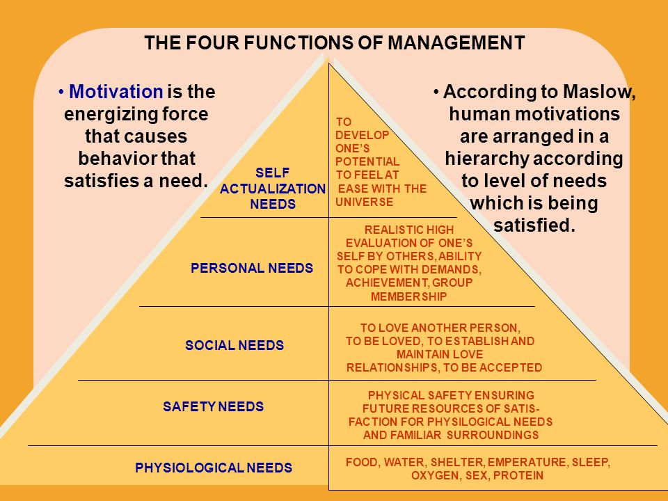 "what is the relationship between the four functions of management The relationship between management and personal management competencies index part 1 introduction management: meaning and concept ""the emergence of 'management' as an essential, a distinct and a leading institution is a pivotal event in social history""(drucker, 1989, p."