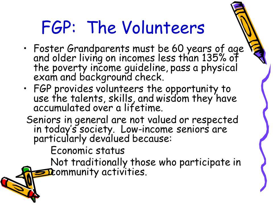 FGP: The Volunteers