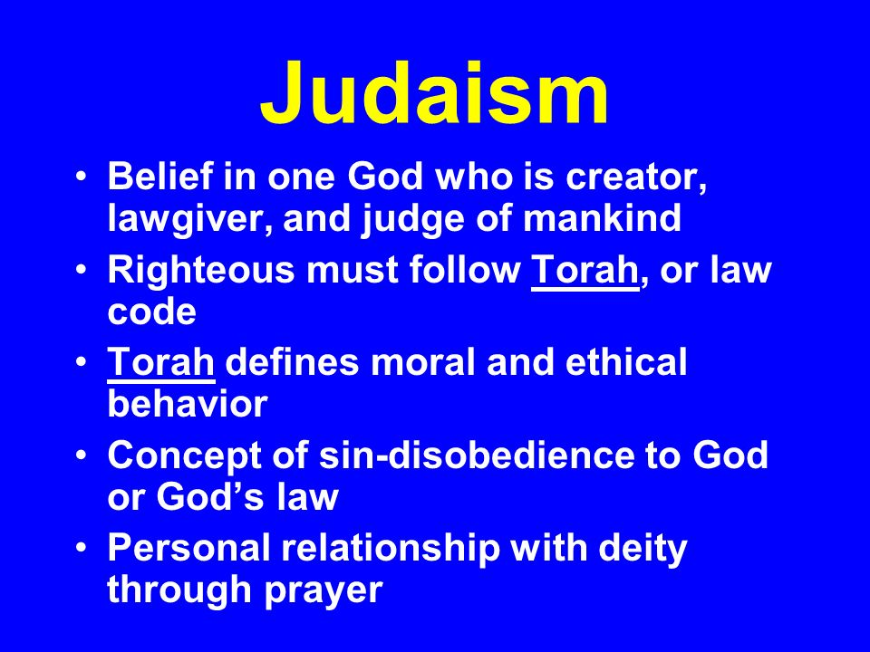 jewish belief in god Kabbalah is an ancient spiritual wisdom which teaches the individual and the world as a whole how  or religious belief if wisdom can help improve the lives.