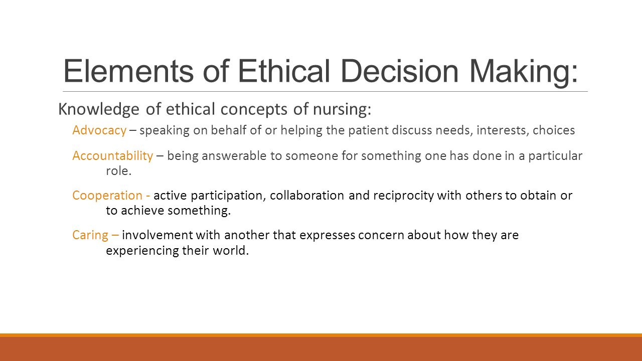 nursing ethical values and definitions Ethical issues in nursing must therefore beviewed philosophers' definitions of paternalism indicate the doctor of the patient's values, prior to decision.